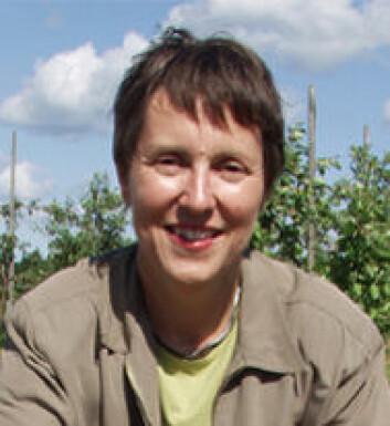 Karin Haffner. (Foto: UMB)