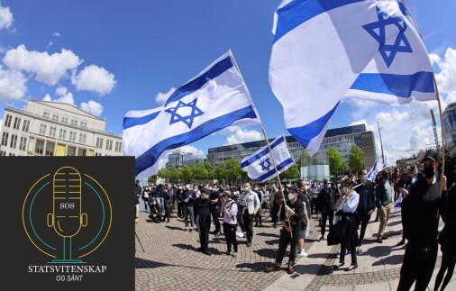 Finnes det en løsning på konflikten mellom Israel og Palestina?