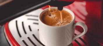 Koffein virker kanskje dårligere enn du tror