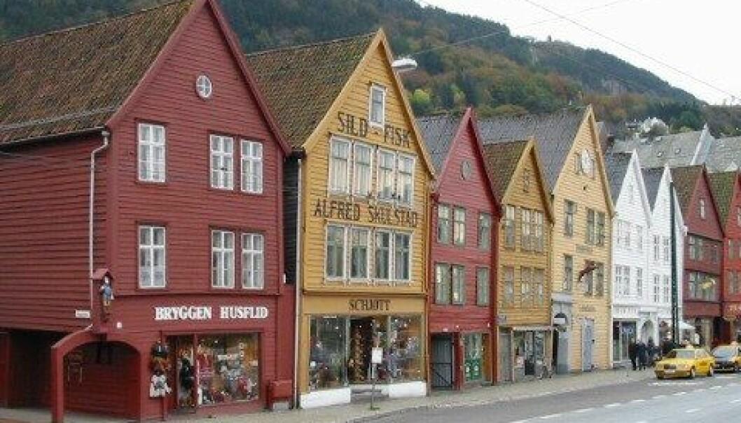 Forskeren mener Bergen kommune synes å være lite bevisst på betydningen av å bygge tillit i nærmiljøet. (Foto: Bernt-Håvard Øyen)