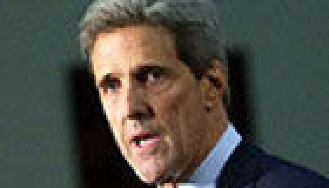 """Demokratenes kandidat John Kerry. (Foto: Democratic National Committee)"""