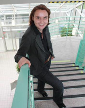 Carina Hallin disputerer til ph.d.-graden med en oppsiktsvekkende studie om hotellansattes kunnskap.