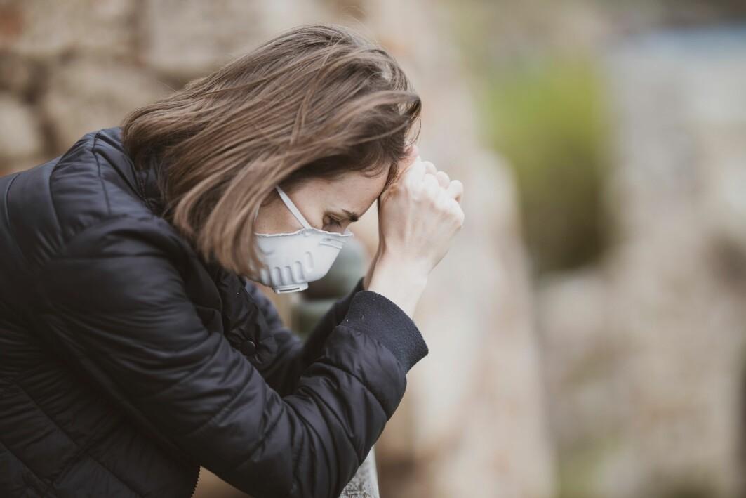 – Under pandemien har en usikker arbeidssituasjon ført til enda mer stress og lavere tilfredshet, sammenlignet med før, sier forsker Nan Zou Bakkeli.