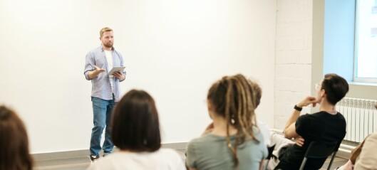 Er arbeidskrav bare en formalitet i lærerutdanningene?