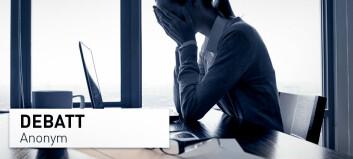 Jo, vi trenger en moderne stressdiagnose