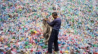 Plast er for verdifullt til å bli kastet