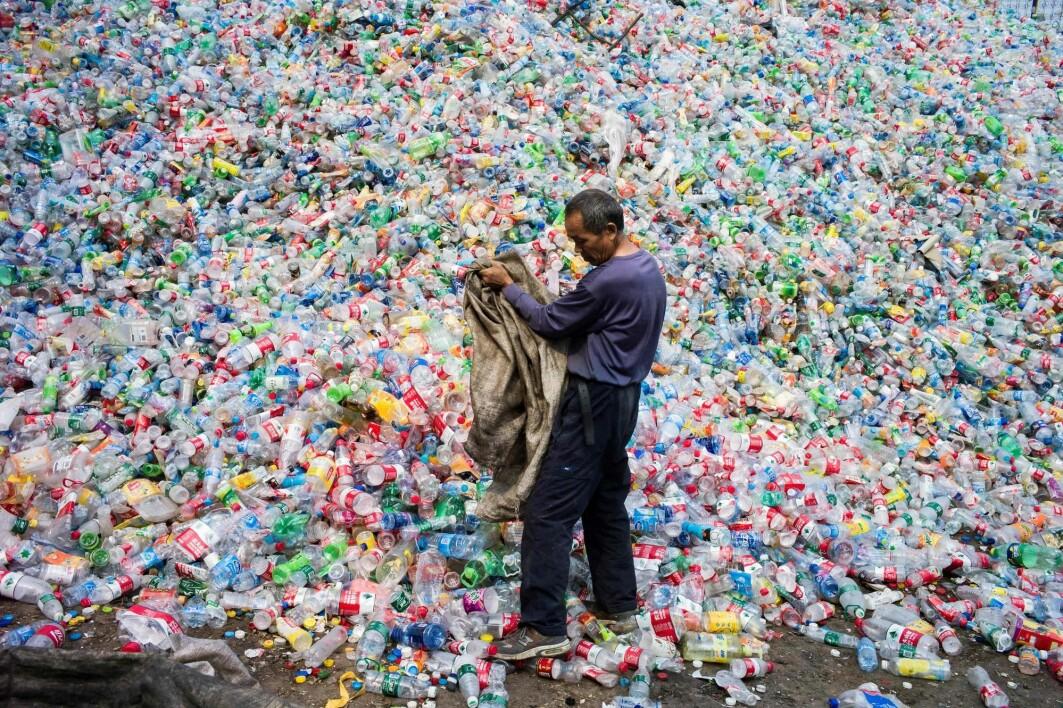 Vi resirkulerer kun en tredjedel av plasten som kunne blitt til nye produkter, ifølge tall fra EU