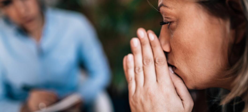 – Flere bør få kognitiv atferdsterapi mot ME, mener forsker