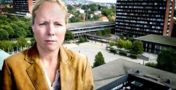 Mette Børing er hovedverneombud ved Universitetet i Oslo. (Foto: Stephane Lelarge/Universitas)
