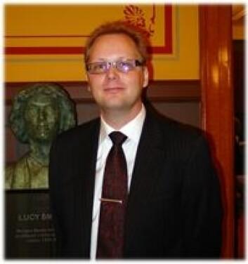 Bjørn Erik Mørk forsker på innovasjon i helsevesenet.