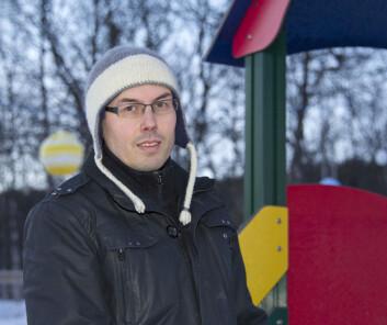Psykolog Oddgeir Friborg ved Universitetet i Tromsø mener barn kommer styrket ut av å oppleve stress i barndommen.