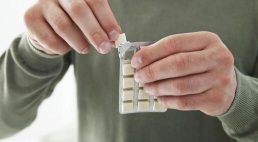 Hvorfor selges det så mye nikotinlegemidler når de hjelper så få med å slutte å røyke?