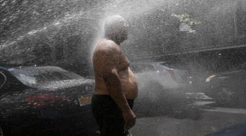 Global oppvarming står for 1 av 3 varmerelaterte dødsfall