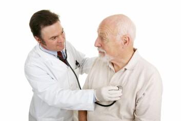 """""""Pasienter som får behandling hjemme, er mer fornøyde, viser flere studier."""""""