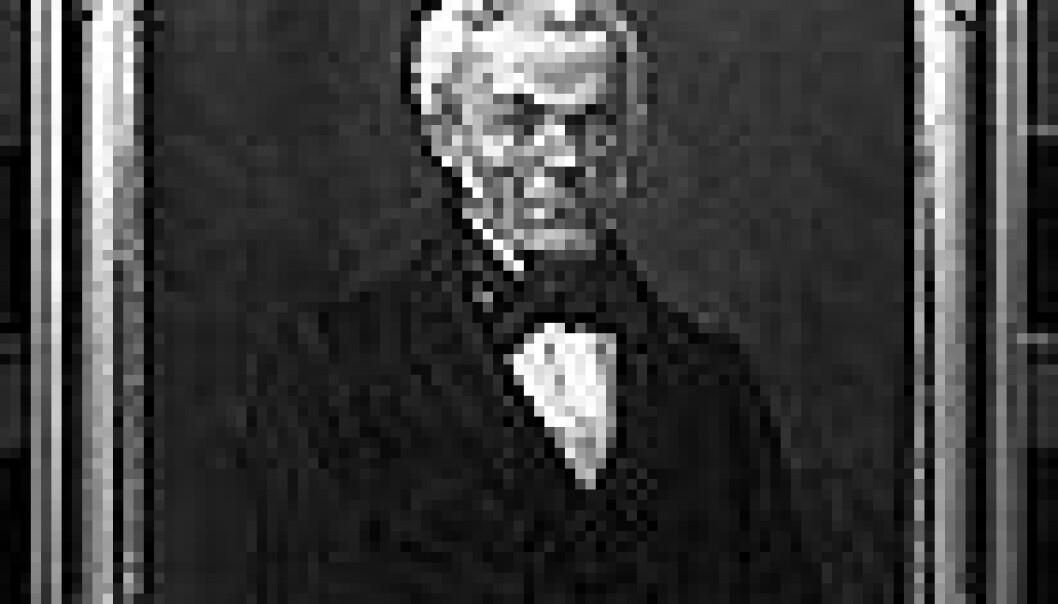 """""""Frederik Holst (1791-1871) var den store pioneren i arbeidet for et mer humant fengselsvesen og forsvarlig sinnsygeomsorg i Norge."""""""