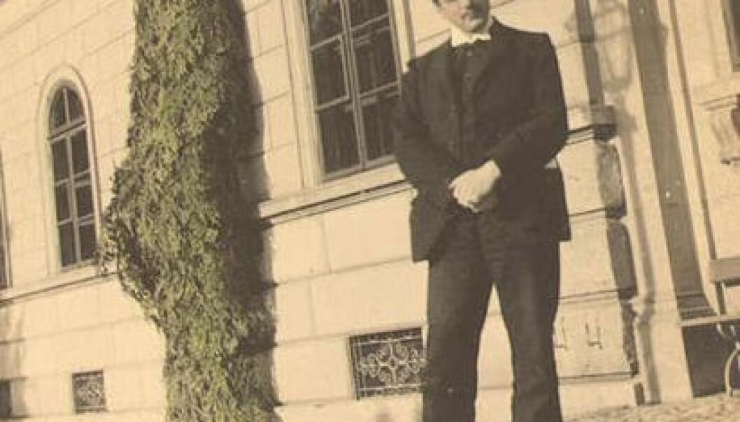 """""""Jung på besøk i USA. (Foto: Wikimedia Commons)"""""""