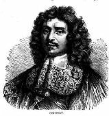 """""""Colbert (1619-1683) var finansminister for Ludvig 14. fra 1661 til 1683, og ble etter hvert Frankrikes ledende statsmann på nærmest alle områder."""""""