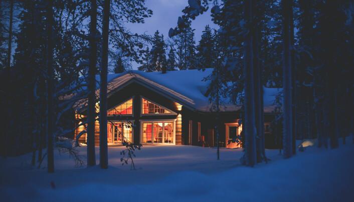 Stadig mer formue plasseres i hytter og boliger.