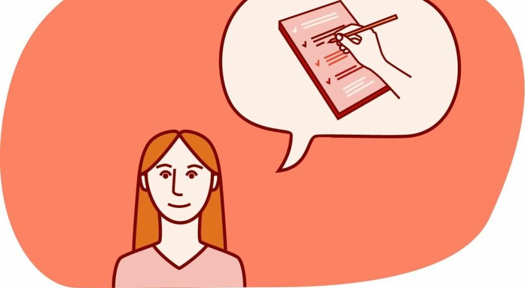 Hvemeierdine svar til forskning?