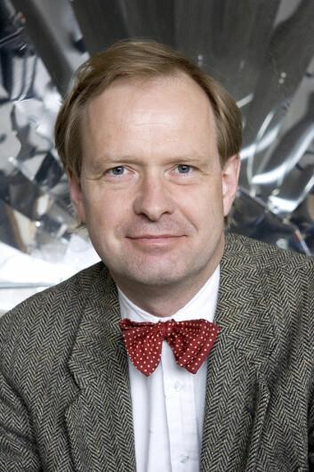 """""""Arne Auen Grimenes - svært spent på hva analysene for 1999-2005 vil bringe."""""""