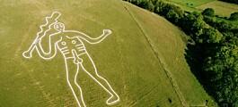 Ble Cerne Abbas-giganten lagd av vikinger?