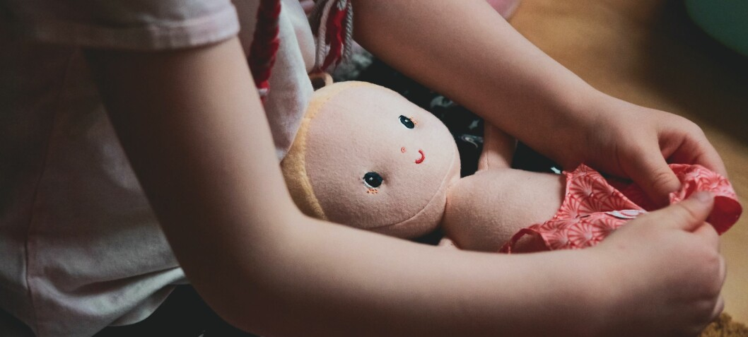 Barnehage er ett av tiltakene som hjelper mot barnefattigdom i Norge