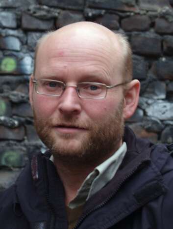 Knut Oftung. (Foto: Heidi Elisabeth Sandnes)