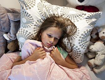Barn blir lei seg når foreldrene krangler, men det skjønner ikke alltid de voksne