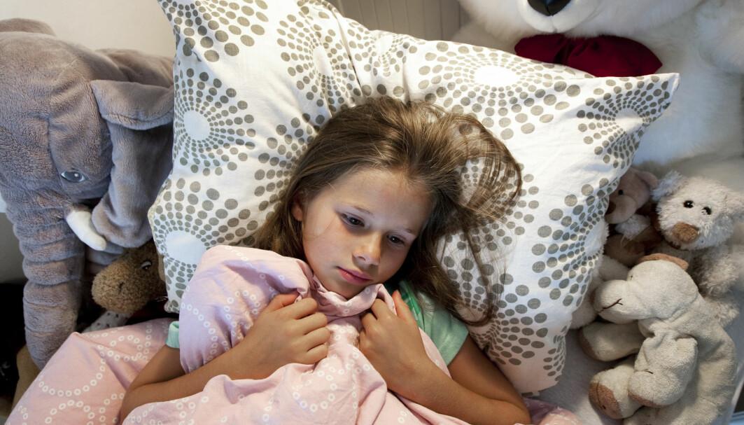 Når barn trekker seg unna, er det ikke sikkert de voksne legger merke til det.