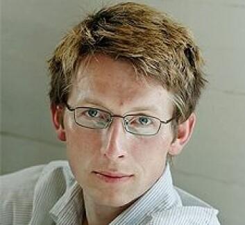 Stipendiat Kjell Arne Johansson ved Institutt for samfunnsmedisinske fag ved Universitetet i Bergen. (Foto: UiB)