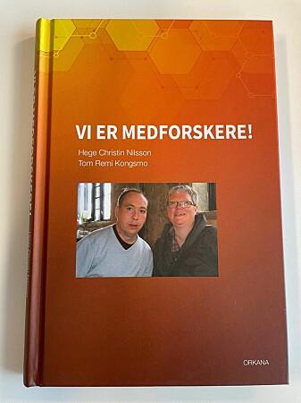 Boka Kongsmo og Nilsson har skrevet heter «Vi er medforskere!». Boka er utformet med lettlest tekst av Ragnhild Rossvær, og er også lest inn som lydbok. Bruun har skrevet den «vanlige» forskningsartikkelen fra prosjektet.