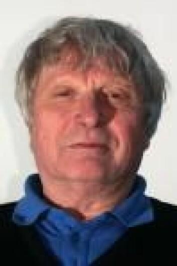 """""""Ola M. Johannessen, professor ved Nansensenteret ved Universitetet i Bergen."""""""