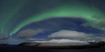 Nordlyset har fascinert menneskene i århundrer. Nå forsøker forskere å forstå prosessene som lager det ved å bruke SPEAR-anlegget på Svalbard. (Foto: Petter Hamnes)