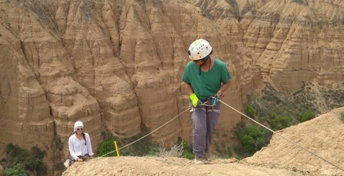 På disse fjellsidene kan forskere lese 5 millioner år med klimaendringer