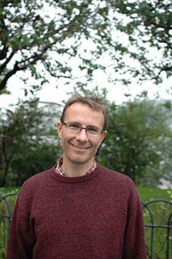 """Eldar Heide leder """"The Retrospective Methods Network"""" som ble opprettet i 2009. (Foto: Kim E. Andreassen)"""