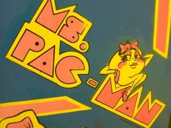 Ms. Pac-Man (Foto: adie reed/Flickr Creative Commons)
