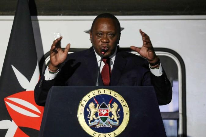 Velgerne tenkte mer på seg selv enn vanlig da de valgte Uhuru Kenyatta til president i Kenya.