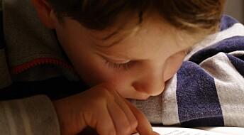Trening på å forme språklyder kan hjelpe barn med store lesevansker