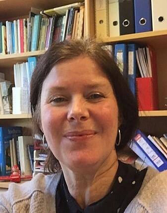 Anne-Cathrine Thurmann-Moe disputerer for sin doktorgrad ved Institutt for spesialpedagogikk på UiO i juni 2021.