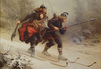 Cross-country skiing and rifle shooting. Biathlon is Norway's secret martial art.
