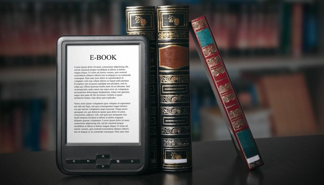 Lesing på skjermen har noen fordeler og noen ulemper – men det er ikke skjermlesingen som bidrar til å utvikle de gode leseferdighetene.