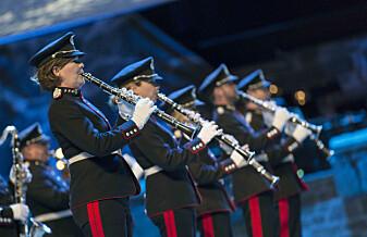 Jobb i militærkorps er ingen parademarsj