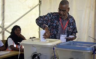 Rett før valget blir du en egoist
