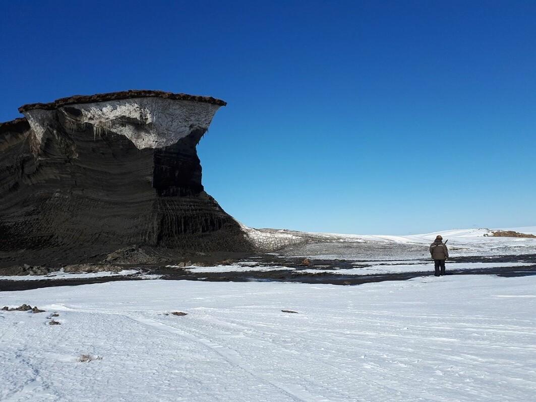 Yukon Coast, Canada (Nunataryuk project).