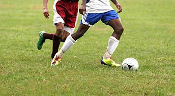 Innvandrerungdom hopper av idrett for å satse på skolen