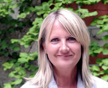 Kristin Haraldstad, doktorgradsstipendiat ved HiO.