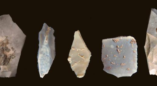 Clovis-folket ikke første amerikanere