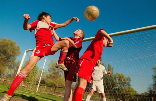 Prestasjon og mestring varierer i puberteten