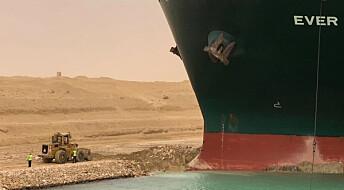 Kjempeskipene handler mer om at rederiene vil vise muskler enn om sunn økonomisk vekst