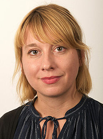 Elisabeth Schober mener de ultrastore containerskipene representerer en løpsk vekstøkonomi.